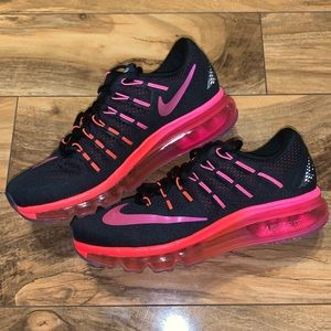 😱 WOMENS SIZE 6.5 NIKE AIR MAX 2016 RUNNING SHOES